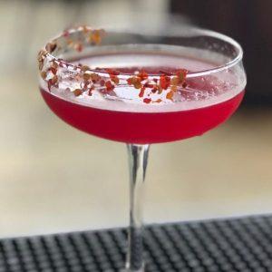 Valentine's Day - Spicy Love Cocktail